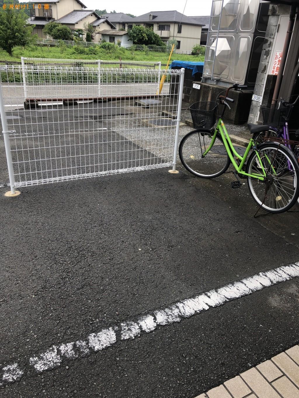 【大分市森町】自転車の出張不用品回収・処分ご依頼 お客様の声