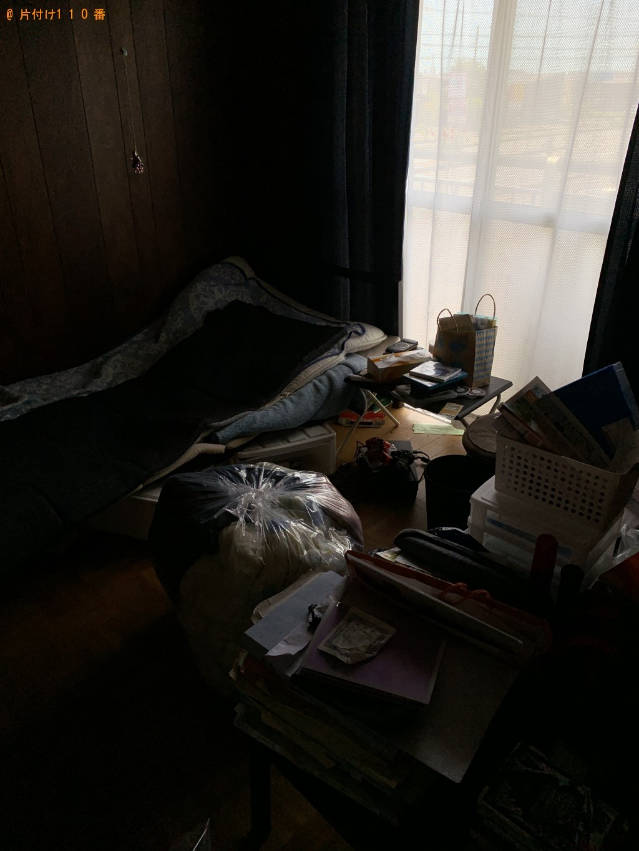 【宮崎市】2t約2台分の出張不用品回収・処分ご依頼 お客様の声