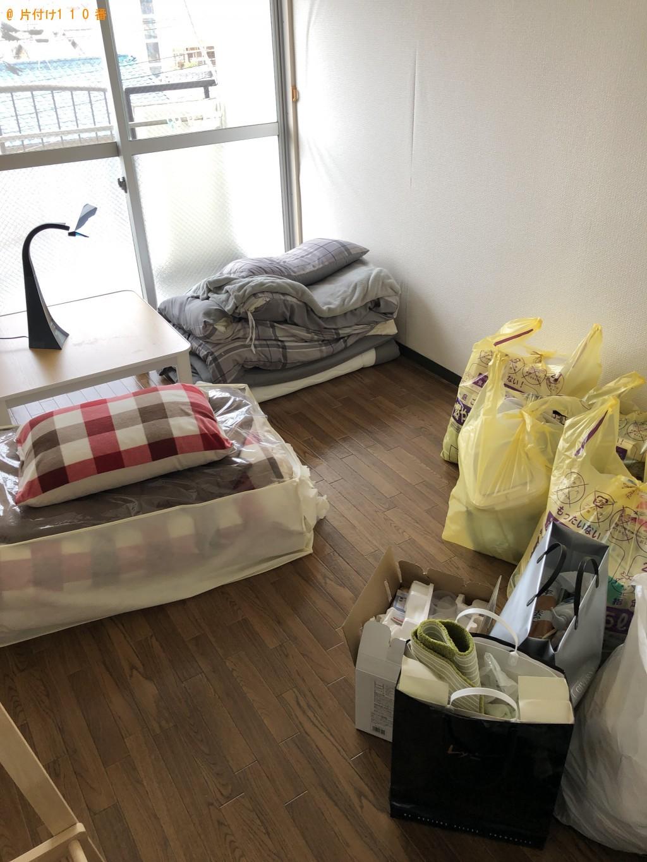 【京都市右京区】引っ越しに伴う不用品回収・処分 お客様の声