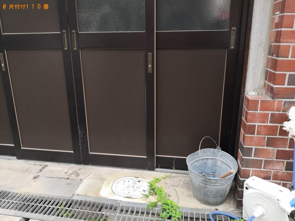 【大阪市阿倍野区】冷蔵庫2台の出張不用品回収・処分ご依頼