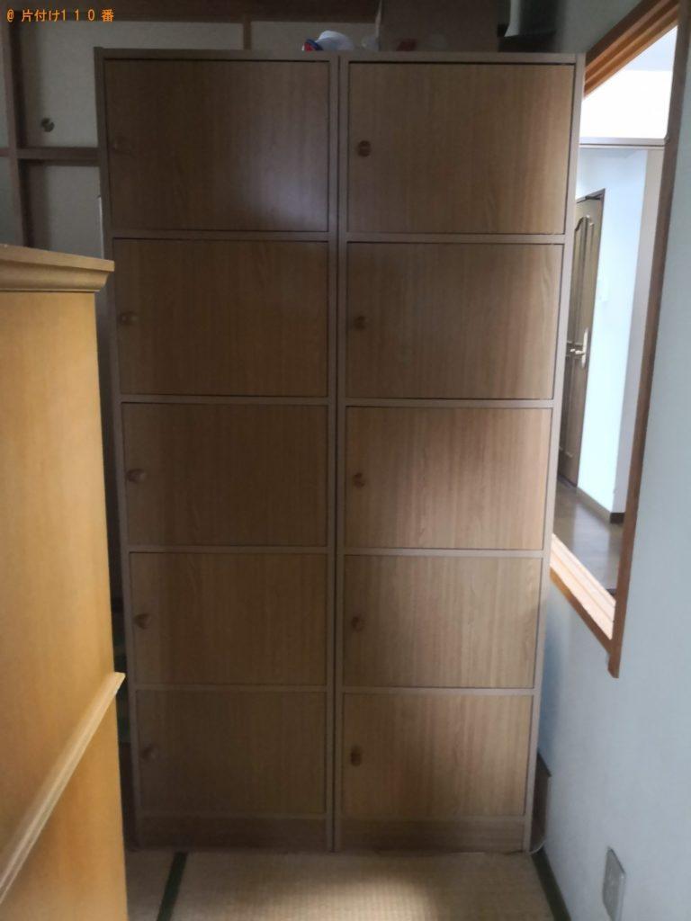 【東大阪市】本棚と書籍の運搬 お客様の声