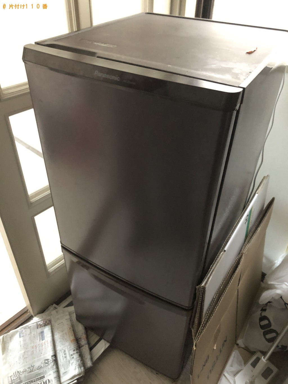 【下関市赤間町】冷蔵庫2台の不用品回収・処分ご依頼 お客様の声