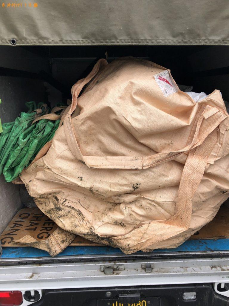 【岩国市】作業現場の産業廃棄物の処分 お客様の声