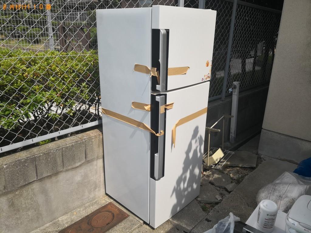 【大阪市鶴見区】冷蔵庫の出張不用品回収・処分ご依頼