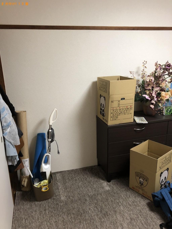 【北九州市小倉北区】2t約1台分ぐらいの出張不用品回収ご依頼