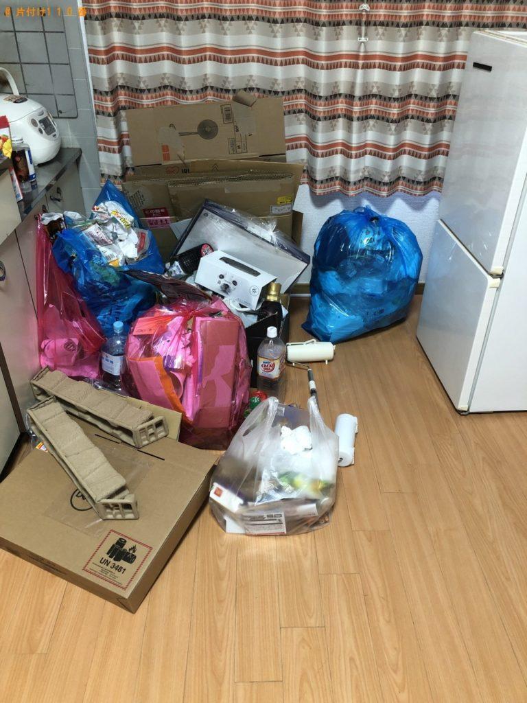 【下関市】ダンボールと家庭ごみの回収・処分 お客様の声