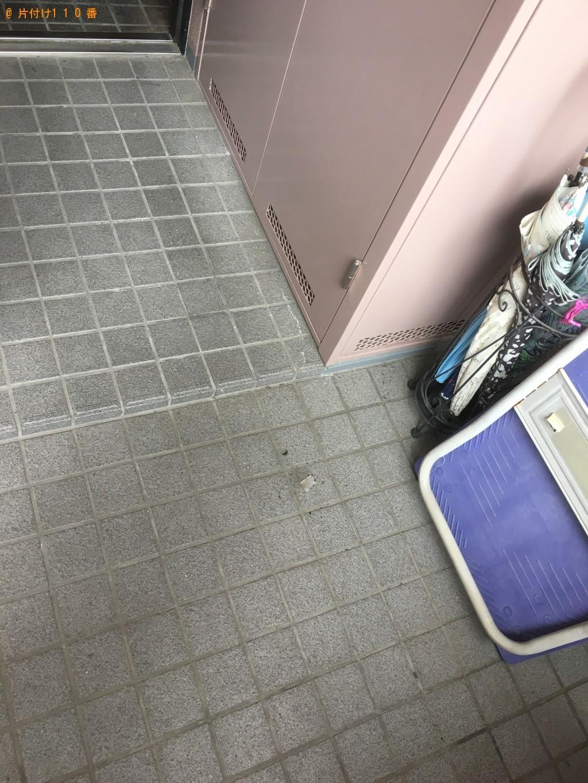 【栗東市】学習机などの出張不用品回収・処分ご依頼 お客様の声