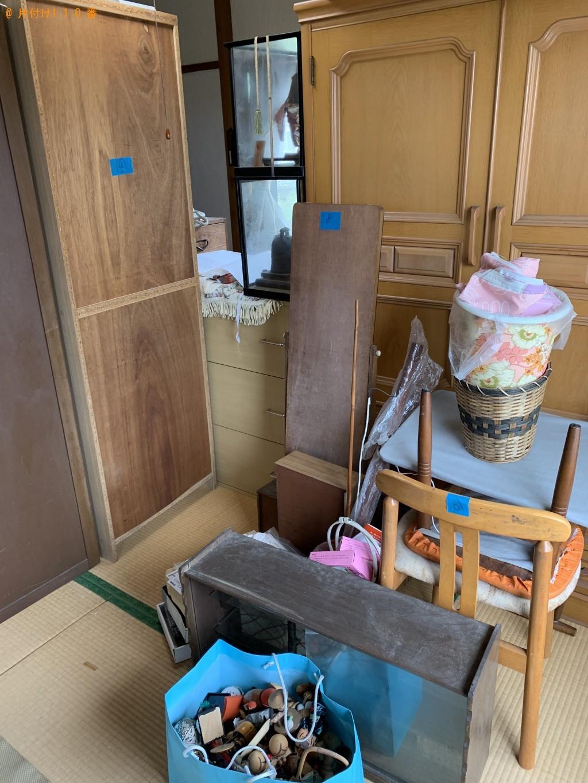 【宮崎市下北方町】自転車、スクーター、布団等の回収・処分 お客様の声