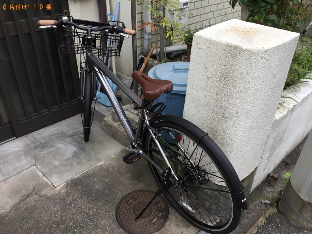 【尼崎市】自転車の出張不用品回収・処分ご依頼