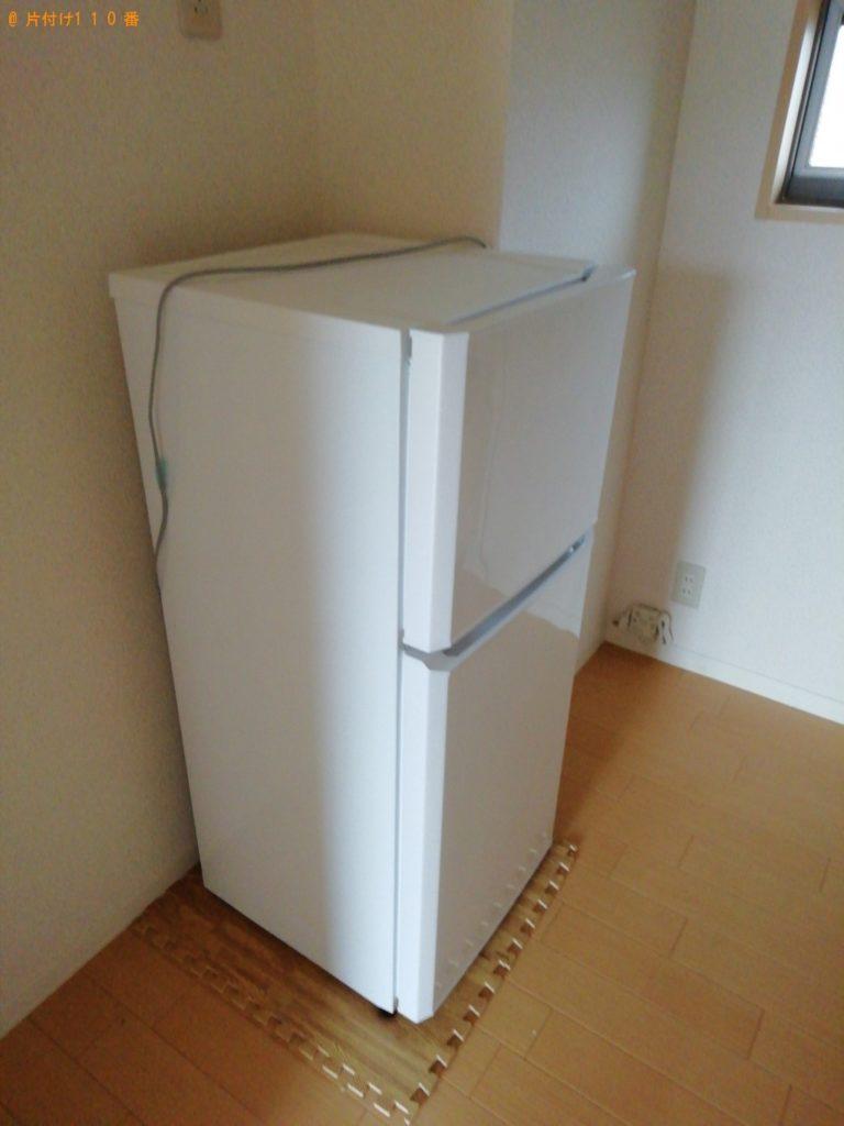 【宮津市】冷蔵庫、洗濯機の回収・処分 お客様の声