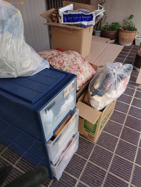 【堺市南区】テレビ、布団、空気清浄機などの出張不用品回収・処分ご依頼