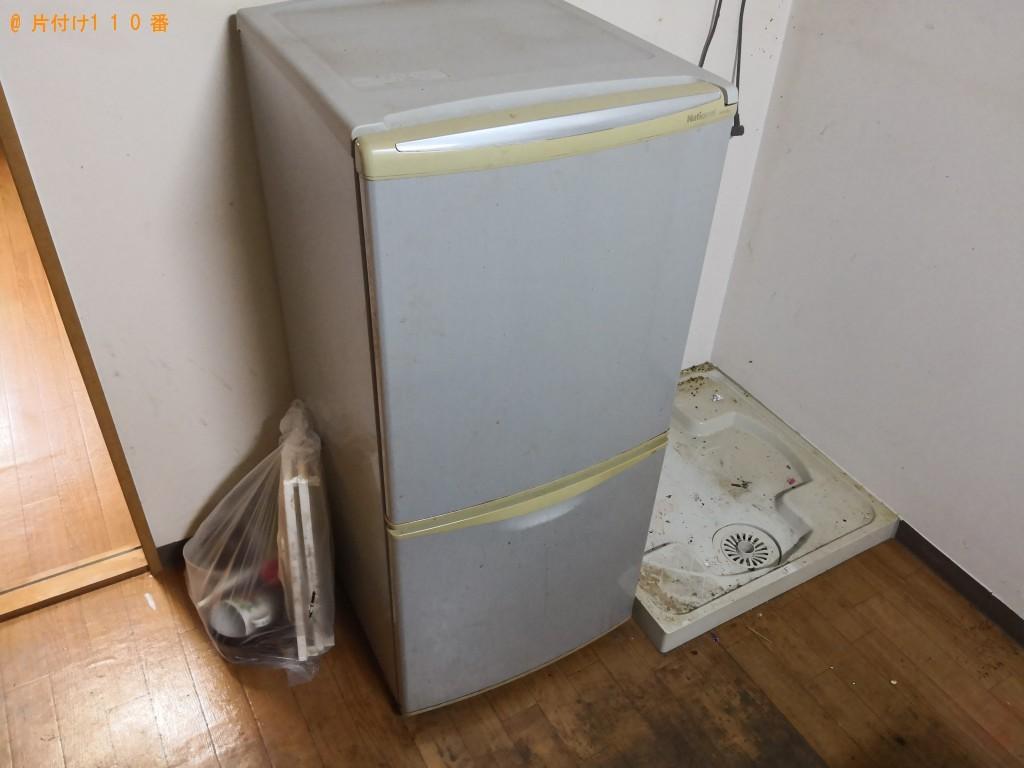 【大阪市旭区】冷蔵庫、洗濯機、電子レンジ等の回収・処分 お客様の声