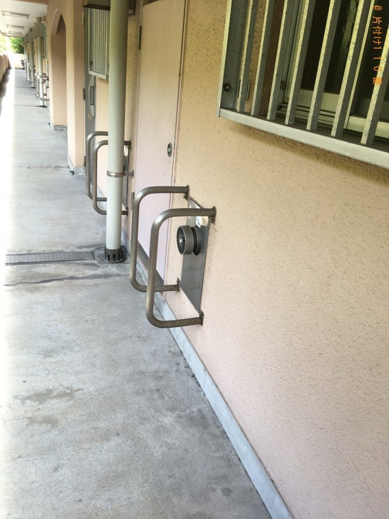 【北九州市八幡西区】洗濯機・照明・ソファーベッド回収 お客様の声