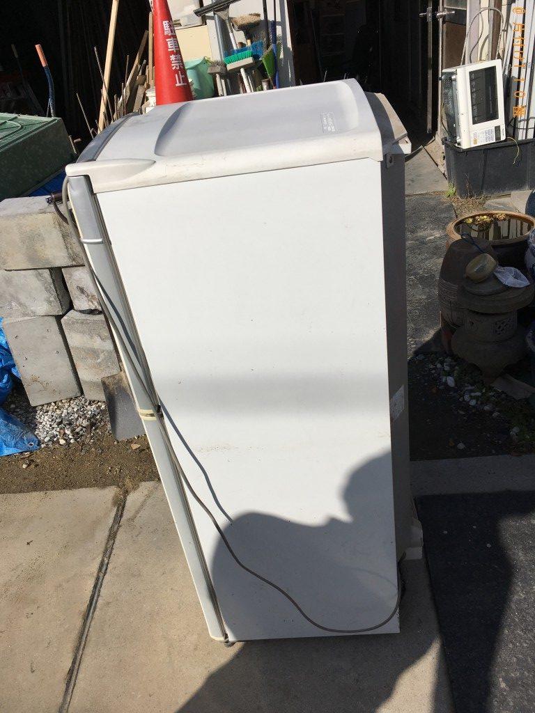 【北九州市小倉南区】冷蔵庫回収のご依頼 お客様の声