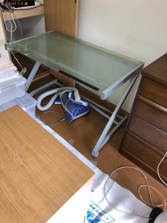 【下関市】冷蔵庫、整理タンス、ベッドなどの回収・処分 お客様の声