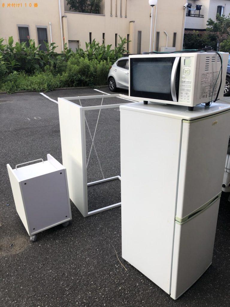 【千葉市稲毛区】冷蔵庫などの出張不用品回収・処分ご依頼