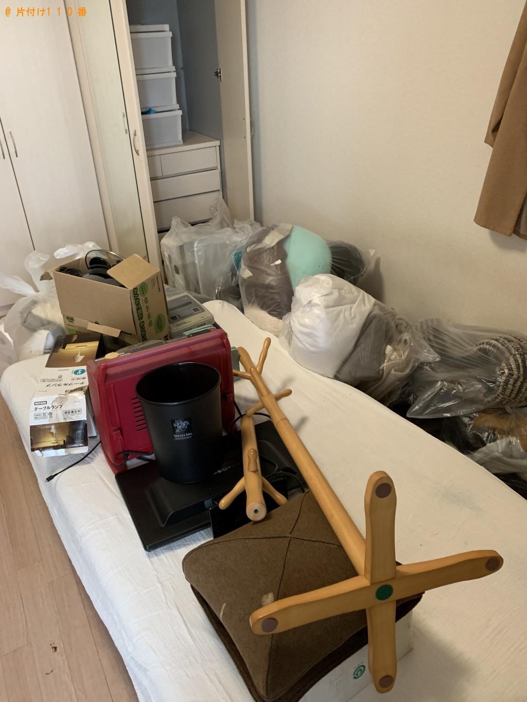 【愛荘町】シングルベッド、冷蔵庫、洗濯機等の回収・処分 お客様の声