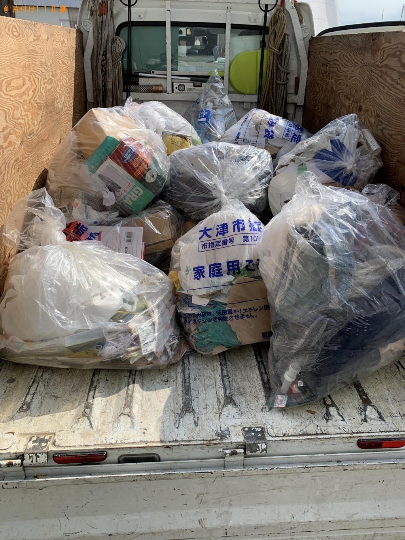 大型 ゴミ 市 大津