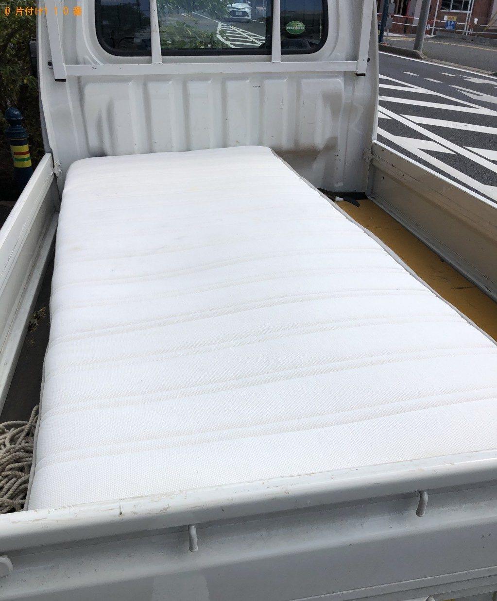 【千葉市中央区】シングルベッド1点の回収・処分 お客様の声