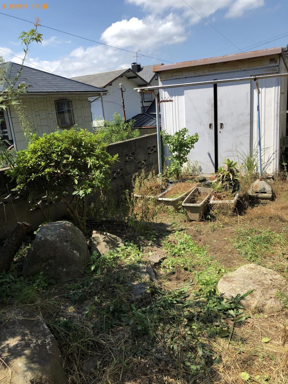 【北九州市小倉北区】伐採した松の木1点の回収・処分 お客様の声