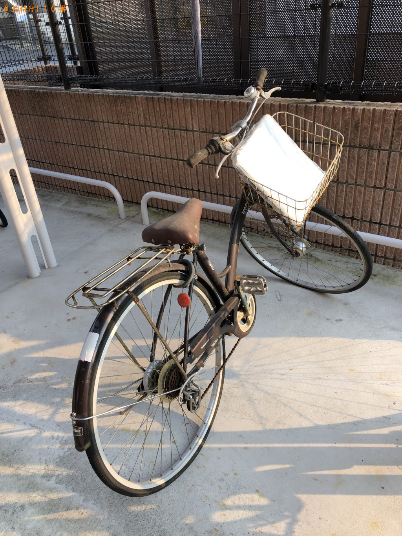 【大分市】自転車1点の回収・処分 お客様の声