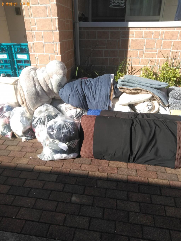 【徳島市】布団、衣類、カーペットの回収・処分 お客様の声
