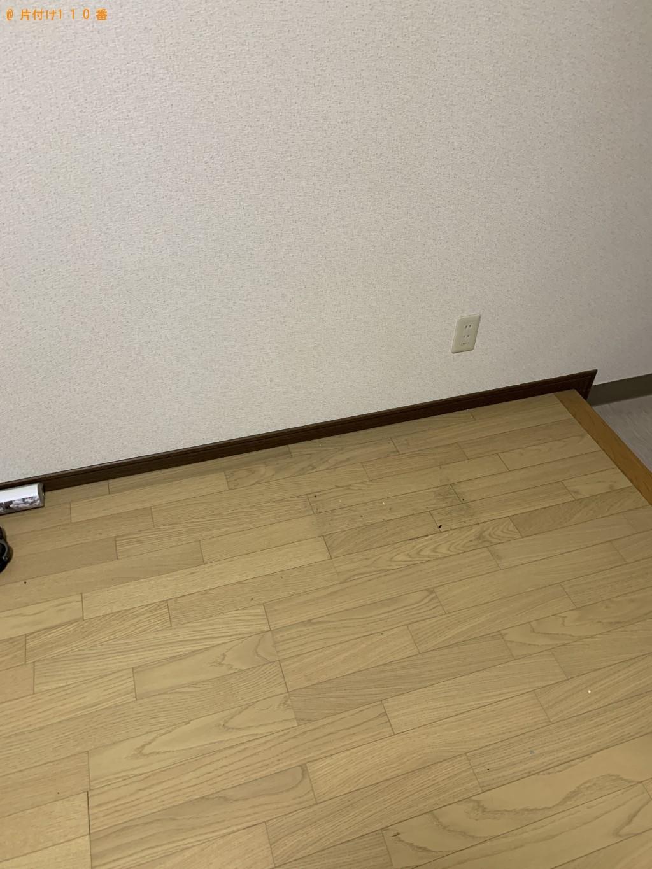 【栗東市】ソファー、冷蔵庫、布団等の回収・処分 お客様の声