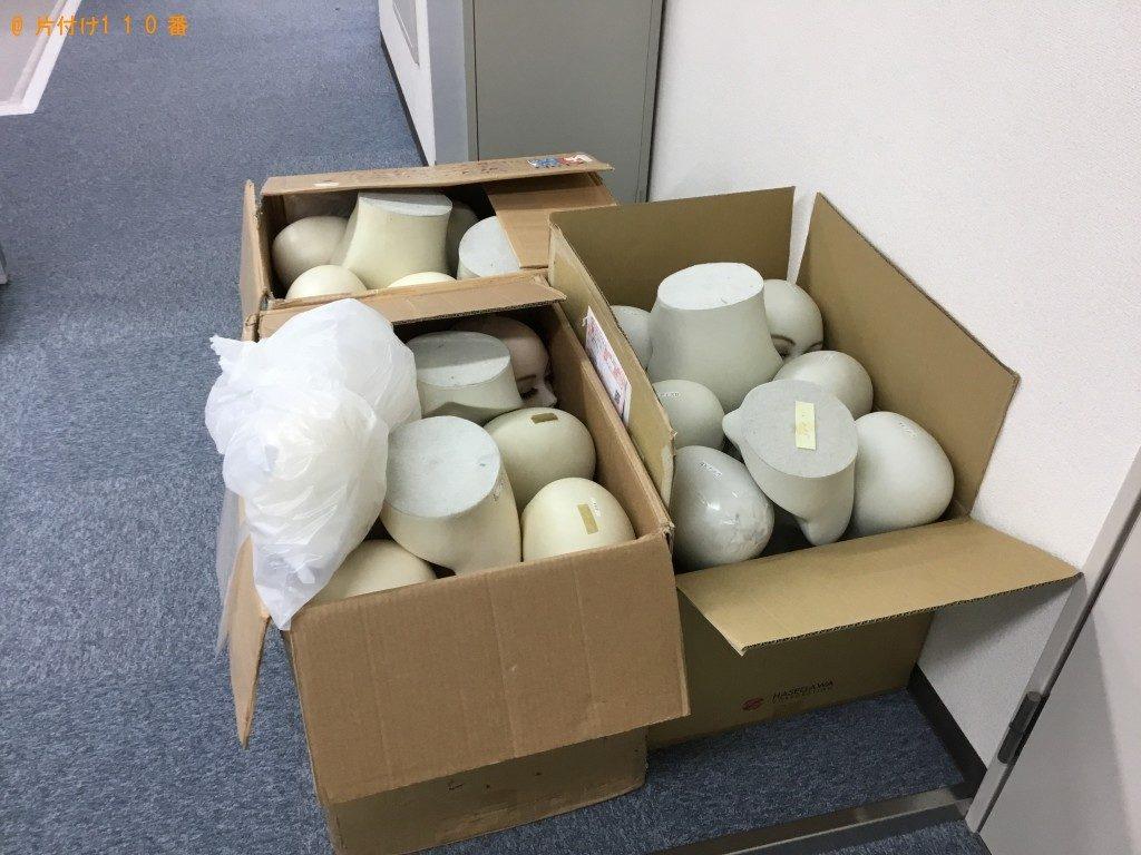 【大阪市西区】マネキンの回収・処分 お客様の声