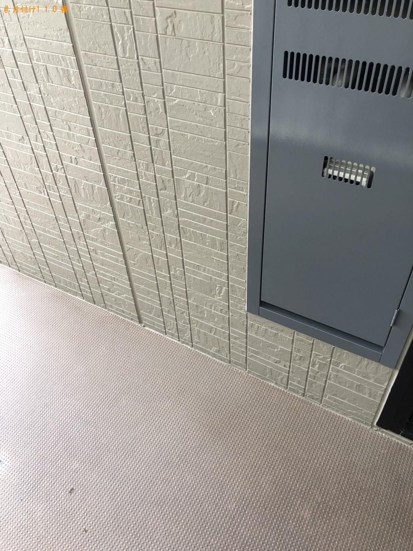 【大津市】冷蔵庫とハンガーラックの回収・処分 お客様の声