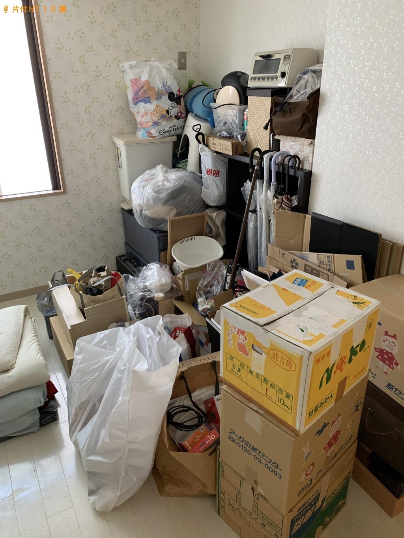 【京都市中京区】引越しにともない家具家電処分ご依頼 お客様の声