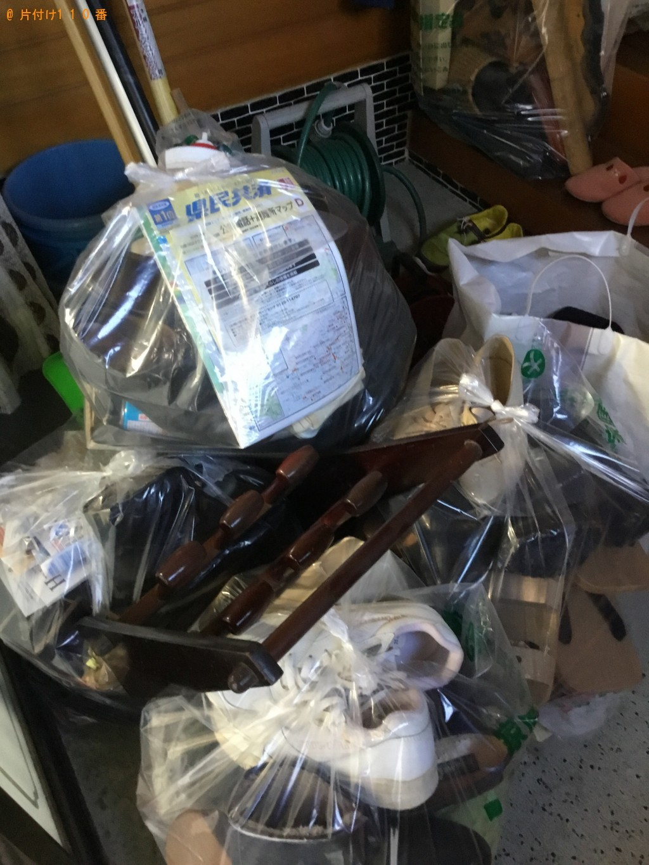 【一関市】机、本棚、衣類等の回収・処分 お客様の声