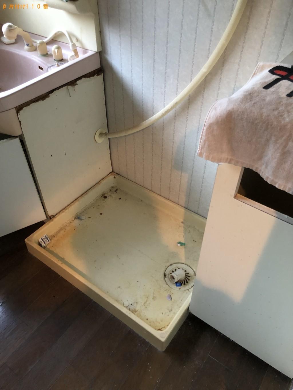 【北九州市】エレクトーン、洗濯機、ゴミ箱等の回収・処分 お客様の声