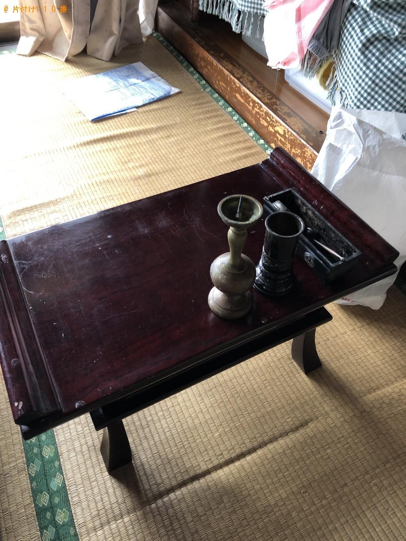 【直方市】仏壇仏具の回収・処分 お客様の声
