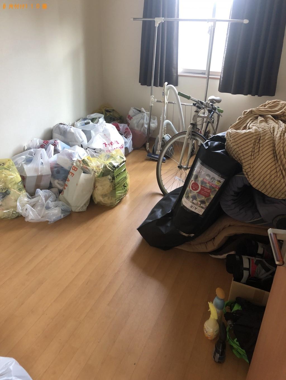【下松市】家庭ごみ、冷蔵庫、電子レンジ等の回収・処分 お客様の声