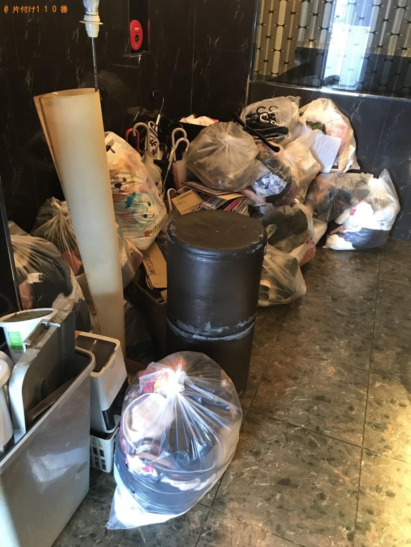 【宮崎市】イス、収納ケース、ごみ箱等の回収・処分 お客様の声