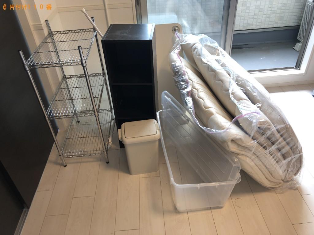 【函南町】洗濯機、ガスコンロ、メタルラック等の回収・処分 お客様の声