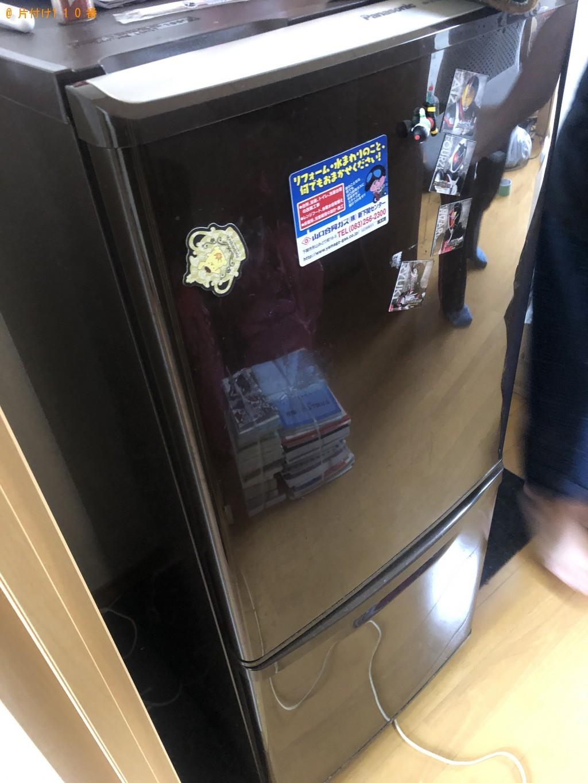 【下関市稗田町】冷蔵庫、掃除機、雑誌等の回収・処分 お客様の声