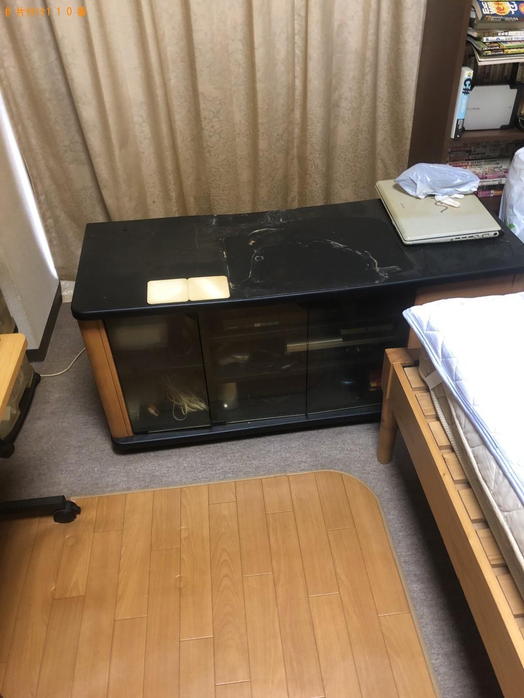 【草津市】テレビ、オフィスチェア、パソコンの回収・処分 お客様の声