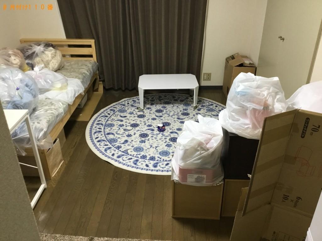 【大阪市中央区】部屋の簡易清掃ご依頼 お客様の声