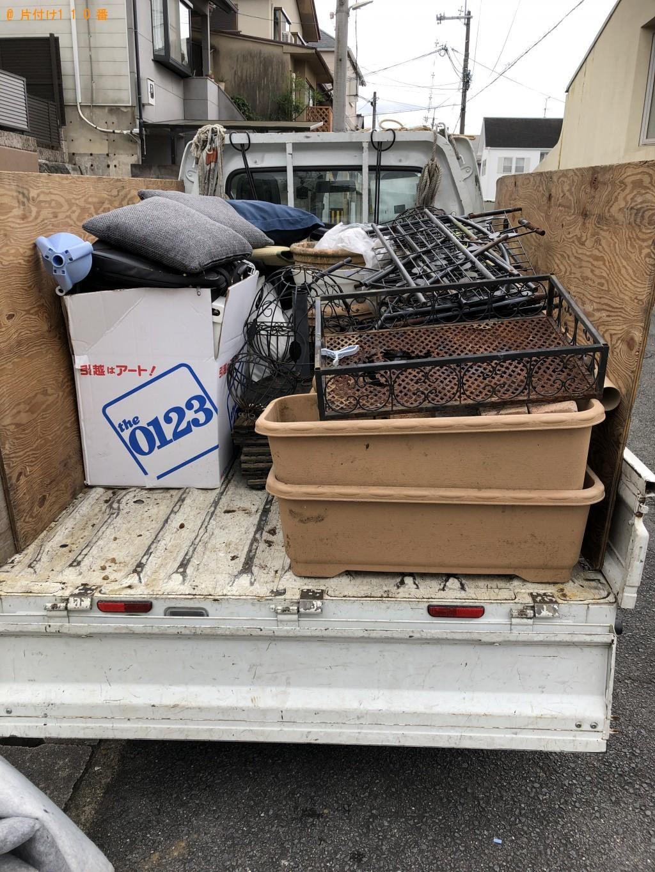 【御蔵島村】軽トラック1台程度の出張回収・処分ご依頼