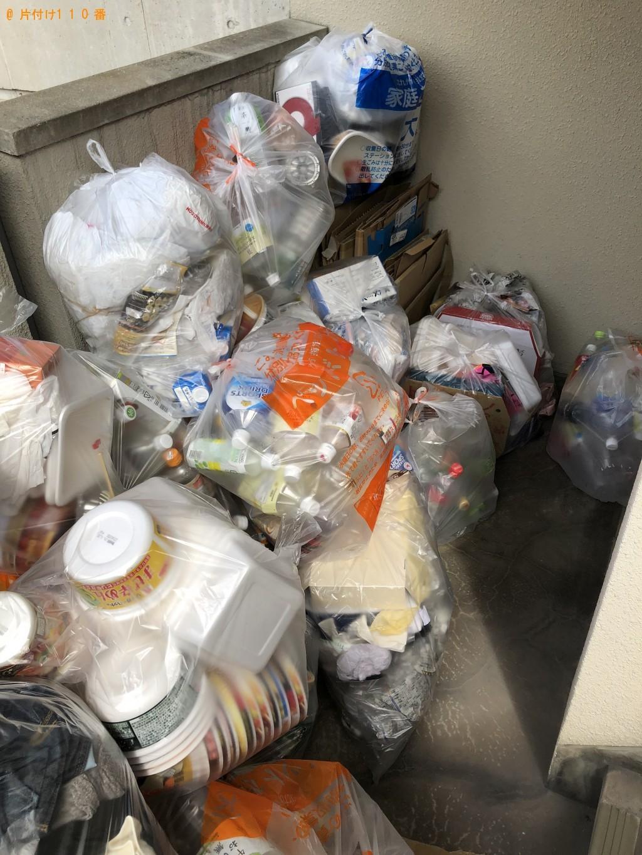【北九州市八幡西区】引越しに伴い雑多ごみの処分ご依頼 お客様の声