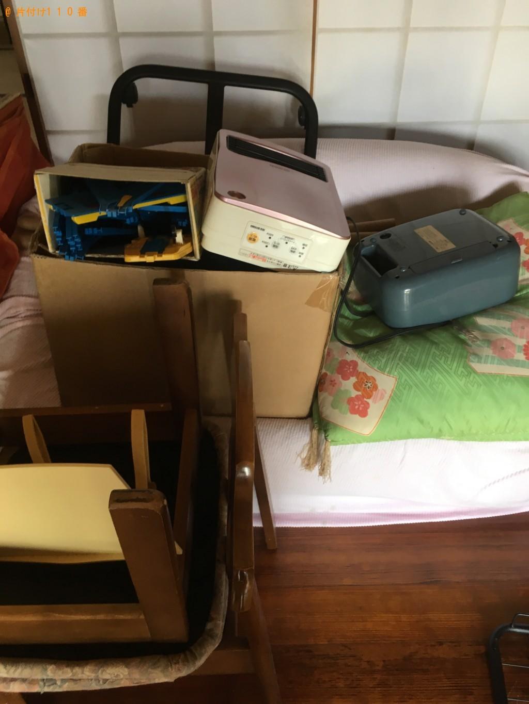 【北九州市若松区】軽トラ1台分の家具類回収のご依頼 お客様の声