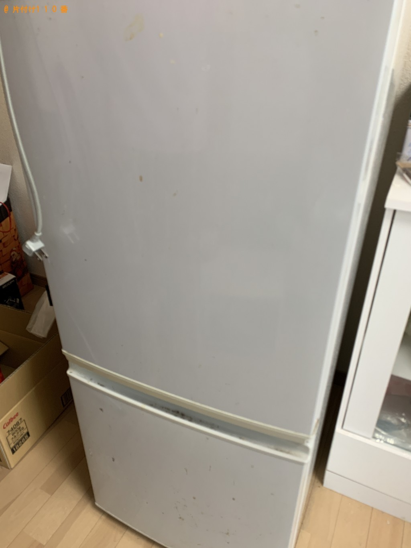 【遠賀郡岡垣町】冷蔵庫回収のご依頼 お客様の声