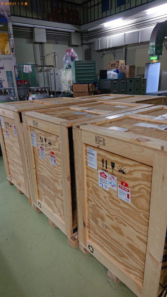 【茨木市】2t1台程度の出張不用品回収・処分ご依頼