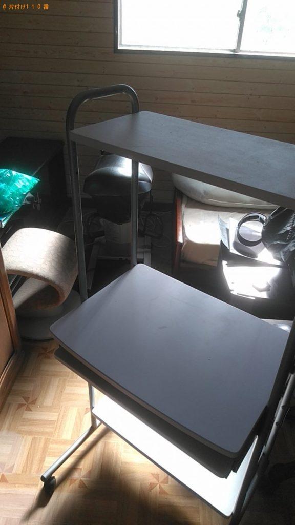 【今治市】軽トラック1台程度の出張不用品回収・処分ご依頼
