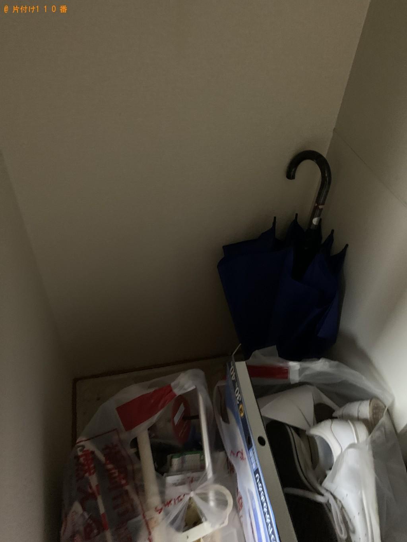 【福岡市南区】家具家電など回収処分ご依頼 お客様の声