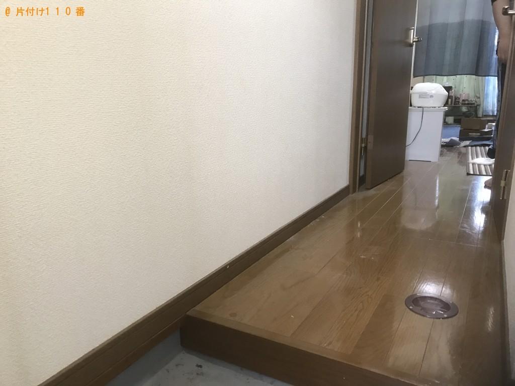 【遠野市】軽トラック1台程度の出張回収・処分ご依頼