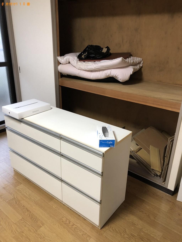 【北九州市八幡東区】テーブルや洗濯機など家具家電回収 お客様の声