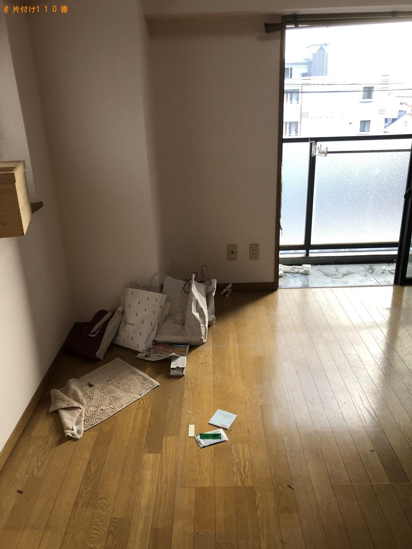【北九州市八幡西区】テレビ、洗濯機、電子レンジなどの回収・処分 お客様の声