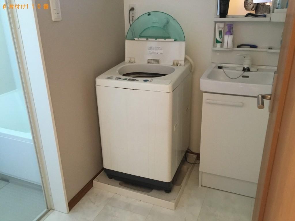【明石市大久保町】洗濯機の回収・処分 お客様の声